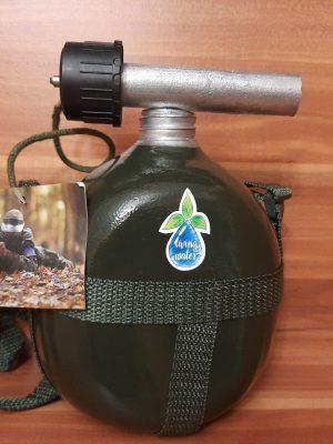 "Фляга іонізатор-генератор водневої води ""Living Water"""