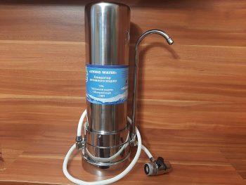 """Міні-система """"Living Water"""" (фільтр+іонізатор+генератор Н2)"""