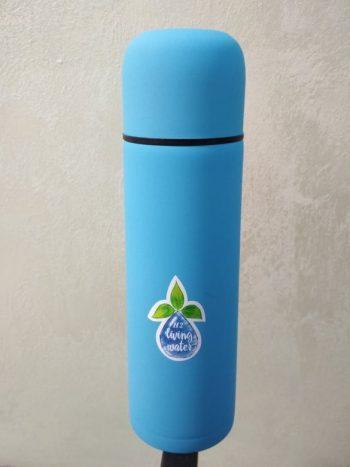 """Термос-іонізатор-генератор водневої води """"Living water"""" 1000 мл"""