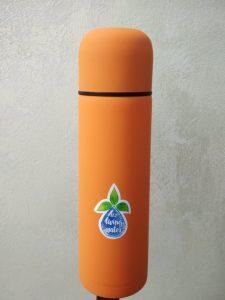 """Термос-іонізатор-генератор водневої води """"Living water"""" 750 мл"""