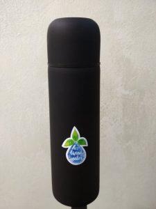 """Термос-іонізатор-генератор водневої води """"Living water"""" 500 мл"""